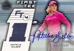 2003  SP Game Used Natalie Gulbis