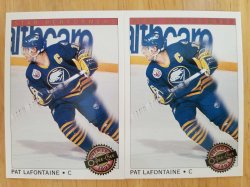 1992-1993 O-Pee-Chee Premier Star Performers  Pat LaFontaine
