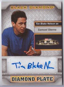 Marvel: Black Diamond TIM BLAKE NELSON (SAMUEL STERNS)