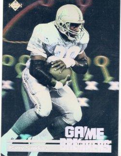 1991 Upper Deck Game Breaker Hologram Barry Sanders