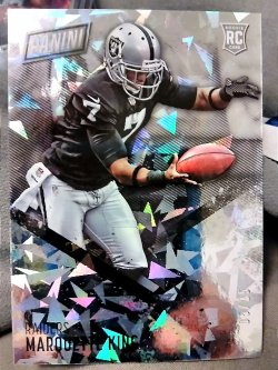 2016 Panini Day Promo Marquette King Rookie Cracked Ice Parallel