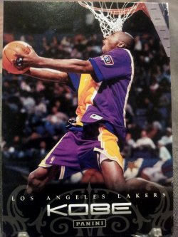 2012-13 Panini Kobe Anthology Kobe Bryant #8