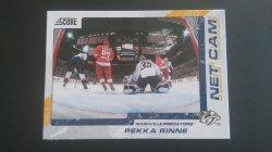 2011-12 Panini Score Net Cam #2 Pekka Rinne