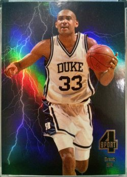 1994  Classic 4 Sport Grant Hill high voltage