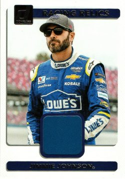 2016 Donruss  Jimmie Johnson