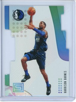 2018-19 Panini Status Harrison Barnes Pursuit