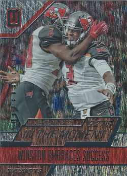 2016 Panini Unparalleled In The Moment Jameis Winston