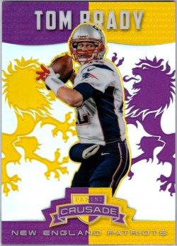 2014 Vet Purple Brady /49