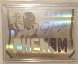 2012 Panini Limited Jarius Wright