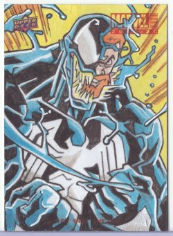 Marvel: Annual AURELIO MAZZARA (VENOM)