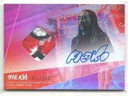 2020 Topps Steve Aoki x Topps Wave 1 Steve Aoki Jeans Autograph