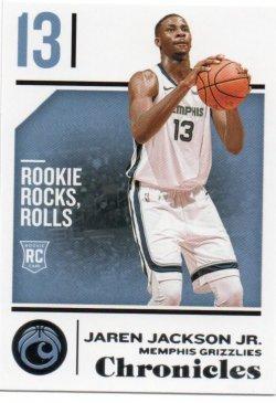 2018-19 Panini Chronicles Jackson Jr, Jaren