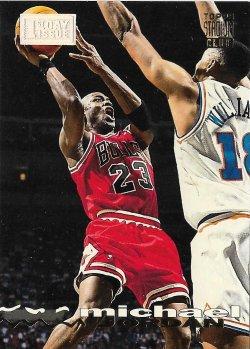 1993-94  Stadium Club First Day Issue Michael Jordan