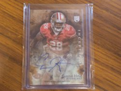 2014  Inception Carlos Hyde