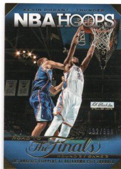 2014-15 Panini Hoops Durant, Kevin - Road to the Finals