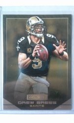 2014 Panini Rookies And Stars  Drew Brees