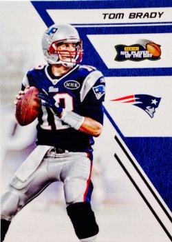 2012 Panini POTD Tom Brady