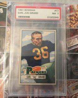 1951 Bowman  Earl Jug Girard