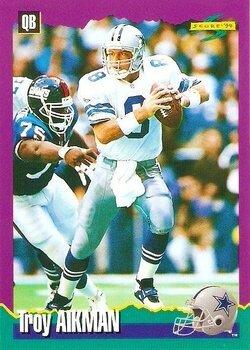 1994  Score Troy Aikman