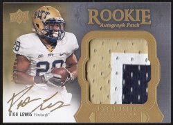 2011  Exquisite Collection Dion Lewis