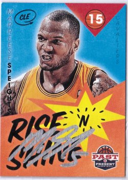 2012-13 Panini Past and Present Marreese Speights IP Auto