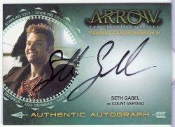 Arrow Season 2 SETH GABEL (COUNT VERTIGO)