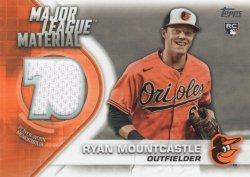 Ryan Mountcastle 2021 Topps Major League Materials