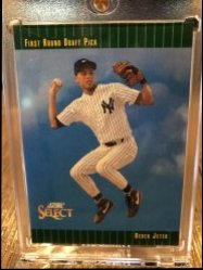 1993  Score Select Derek Jeter