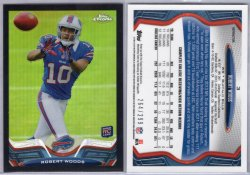 2013 Topps Topps Chrome Robert Woods