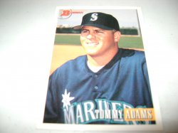 1993 Topps BOWMAN TOMMY ADAMS
