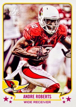 2013 Topps Magic Andre Roberts