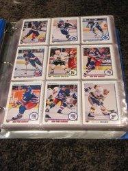 1991 Upper Deck Hockey Complete Set