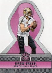 2015 Panini Crown Royale Pink Ribbons Drew Brees