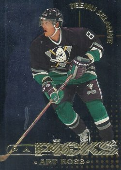 1995/96 Parkhurst International  Parkies Trophy Picks Selanne /1000