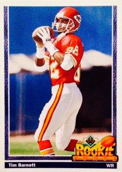 1991 Upper Deck Rookie Force Tim Barnett