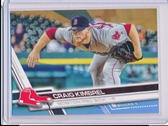 Craig Kimbrel 2017 Topps Fathers Day Blue /50