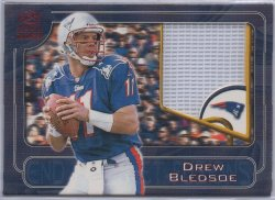 2000  Pacific Paramount End Zone Net Fusions Drew Bledsoe