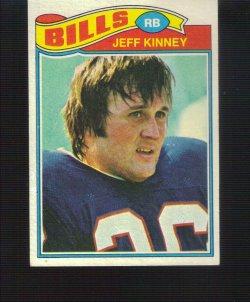 1977 Topps Base Jeff Kinney