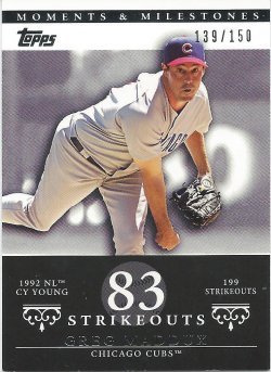 2007 Topps Moments and Milestones 13-83
