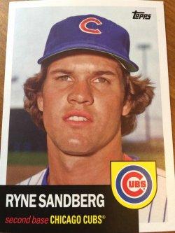 2016 Topps Archives  Ryne Sandberg