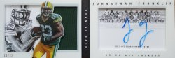 2013 Panini Playbook Johnathan Franklin RPA Booklet