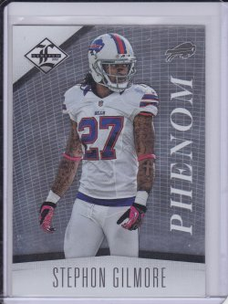Stephon Gilmore 2012 Limited RC /299