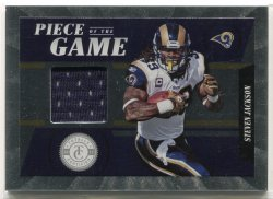2011 Panini Totally Certified Steven Jackson Piece of the Game