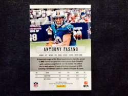 2012 Panini Prizm Anthony Fasano #99 Back