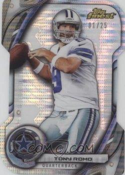 2015 Die Cut Pulsar Romo /25