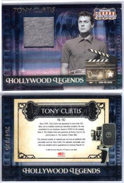 2007 Donruss Americana Tony Curtis