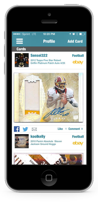 Organize Your Baseball Card Collection Online With Sports